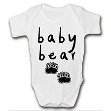 Baby Bear Baby Grow | Newborn To 2 Years | Ideal Gift For Babies | New Born Baby