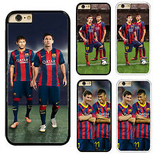 Lionel Messi&Neymar Barcelona Barca Black&White Phone Case For Touch/iPhone/Sony