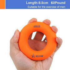40/50/60 lbs Sport Muscle Power Training Rubber Ring Finger Hand grip Exerciser