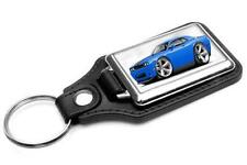 2009-14 Dodge Challenger SRT8 Muscle Car-toon Key Chain Ring Fob NEW