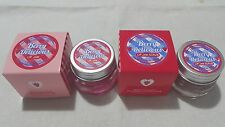 [Etude House] Berry Delicious Lip Jam & Lip Scrub Set (2 pcs) (Limited)