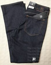 ROCK & REPUBLIC Rinse Neil STRAIGHT Denim Jeans Mens Dark Blue NWT 29x30 Orig$88
