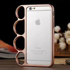 Cool Knuckles Finger Hard PC Bumper Case Cover For Apple iPhone 6 6S/ 4 4S/ 5 5S