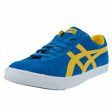 ONITSUKA TIGER FABRE BL-S OG FASHION SNEAKERS BLUE YELLOW D103L 4204