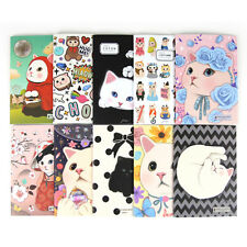 1x Cute Jetoy Kitty Ruled Notepad Lined Notebook Notepad Memopad School Supplies