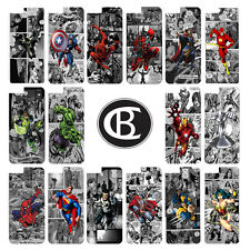 Marvel Superhero Comic Characters iPhone Gift Case Cover iPhone 4s 5 5s 6 6Plus