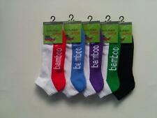 Bamboo 80% anklet  Sport socks 6-112-8 cushion foot  mix colors  top quality