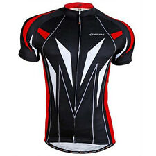 Men New Cycling Wear Push Bike Short Sleeve Clothing Jersey Top Clothes MTB