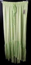 Womens AEROPOSTALE Solid Jersey Knit Maxi Skirt NWT $46.50 #2479