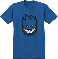 Spitfire - Bighead Fill Toddler Tee Blue/Black