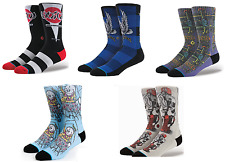 STANCE MENS 9-13 SOCKS SKATE LEGENDS SKATEBOARDING SOCKS FREE DELIVERY AUSTRALIA