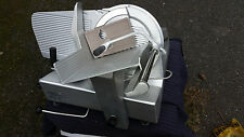BIZERBA SE12 Deli Slicer with Sharpener Commercial Meat Cheese works great
