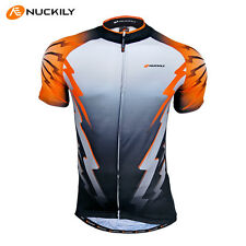 Mens Cycling Jersey Short Sleeve Biking Top Outdoor Sports Wear Bike Shirt M-XXL