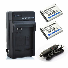 Battery / Charger for Olympus Stylus Tough TG1,TG2 iHS,TG3,TG4 Digital Camera
