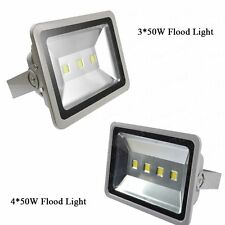 100W 150W 200W LED Outdoor IP65 Flood Light Garden Yard Lamp Security Spotlight