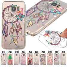 Variety Skin Case Cute Back Cover Soft Silicone Patterned TPU Gel For Samsung