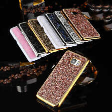 Luxury Bling Glitter Rhinestone Diamond Hard Case Cover For Samsung Galaxy S7/S6