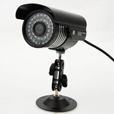 Outdoor Waterproof HD CMOS 1000TVL 36 LED IR-CUT CCTV Security Camera 3.6mm lens