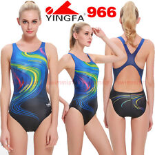 NWT YINGFA 966 TRAINING RACING COMPETITION SWIMSUIT US MISS 2,4,6,8,10,12 ALL Sz