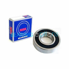 NSK 6200 - 6209 2RS Series Rubber Sealed Bearings
