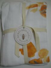 "Burts Bees Baby Organic Cotton Swaddling Receiving Blanket 44"" X 44"""