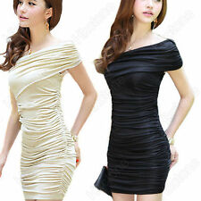 Womens Girls Fashion Mini Dress Short Sexy Dresses Evening Cocktail Party Club