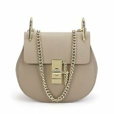 Cool Solid Leather Women Handbags Over The Shoulder Satchel Bags Beach Bags