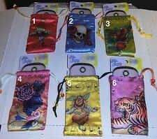 Tattoo Cell Tote/Stash Bag, Choose from 6 Designs, BRAND NEW