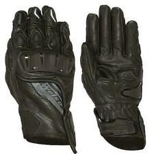 Weise Remus Mens Motocyle Leather Gloves Black