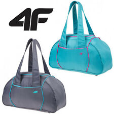 NEW 4F-Womens Sports & Gym Holdall Bag TRAVEL DUFFLE WORK LEISURE***HIGH QUALITY