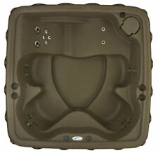 "HOT TUB & SPA COVER CAP - GREY - 2 SIZES AVAILABLE - 7'x7'x12""  &  8'x8'x12"""