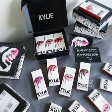 Lip Kit by Kylie Jenner Cosmetics - Matte, Metal Matte + Glosses! NEW IN BOX