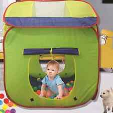 Kid Baby Toddler Pop Up Play Tent Indoor Outdoor Folding Play House Children Toy
