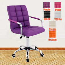 Brand New Swivel Office Furniture Computer Desk Office Chair in PU Leather Chair