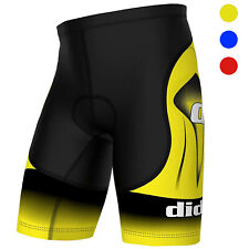 New Men's Cycling Shorts Bicycle Underwear MTB Padded Armour Bike Tight Leggings