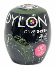 Olive Green Fabric Dye by Dylon