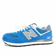 New Balance ML574CPP D [ML574CPPD] Classic Running Blue/Grey