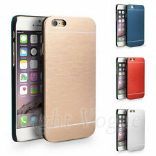 Tops Aluminum Thin Metal Hard Case Back Cover For Apple iPhone 4S/ 5S/6 Plus