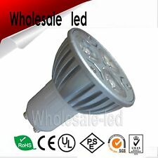 1pc-20pcs Dimmable GU10 9W Watt 3x3W 14000k 20000k LED Coral Reef Fish Tank Bulb