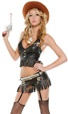 Sexy Forplay cowgirl western skirt costume