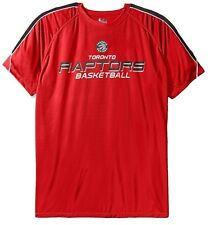 Toronto Raptors NBA Majestic Mens Buzzer Beater Synthetic Shirt Big & Tall Sizes