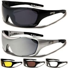NEW CHOPPERS GOGGLES SUNGLASSES BIKERS MOTOR BIKE BLACK SPORTS MOTORCYCLE