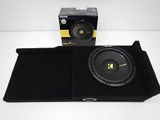 2007 to 2013 GMC Sierra Extended Cab 10 subwoofer Custom Box Enclosure EXT