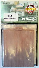 New Ratio Corrugated Sheets 312 N Gauge