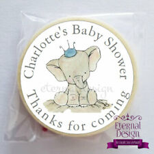 Personalised DIY Mint Crisp Chocolate Sweets Favours Baby Shower Cute Designs