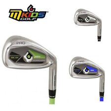 MKids Pro Iron Junior 9-14yrs Golf Club Master Golf All sizes All types