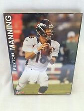 "Peyton Manning Collectible Sports Plaque 4""x6"""