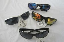SPORTS SUNGLASSES WRAPAROUND FASHION CRAZY COLORS COOL LENSES XLOOP NEW