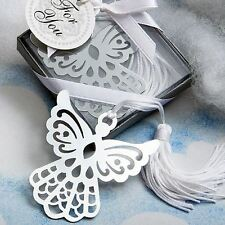 Set of 6 Book Lovers Angel Bookmark Baptisms Christenings Confirmation Favours