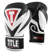 TITLE MMA Command Stand Up Training Boxing Gloves